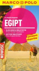 Egipt. Przewodnik Marco Polo Z Atlasem Drogowym - 2856573900