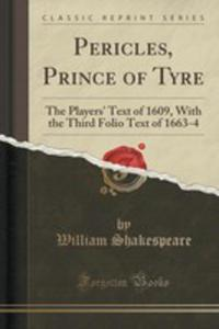 Pericles, Prince Of Tyre - 2852977372