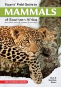 Field Guide To Mammals Of South Africa - 2845349124