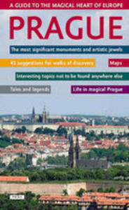 Prague - A Guide To The Magical Heart Of Europe / Praha - Pr�vodce Magick�m Srdcem Evropy (Anglicky) - 2839633594