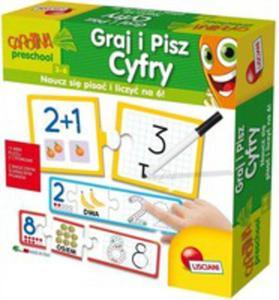 Carotina Graj I Pisz - Cyfry - 2846067006