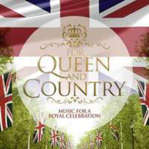 For Queen & Country - 2840371022