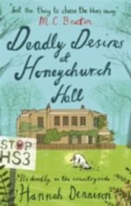 Deadly Desires At Honeychurch Hall - 2840248089