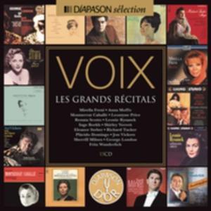 Voix : Les Grands Recital - 2848651234