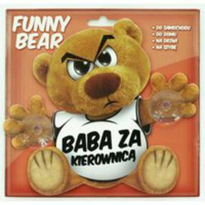 Funny Bear - Baba Za Kierownicą - 2839755046