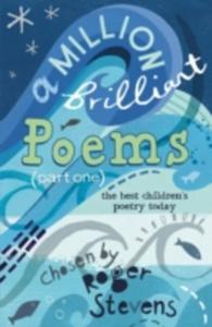 A Million Brilliant Poems - 2843958272