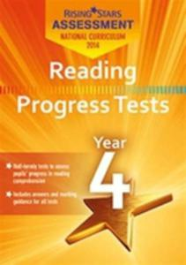 Rising Stars Assessment Reading Progress Tests Year 4 - 2841490455