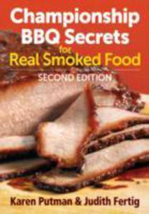 Championship Bbq Secrets For Real Smoked Food - 2846021300