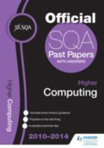 Sqa Past Papers 2014 - 2015 Higher Computing - 2839971751