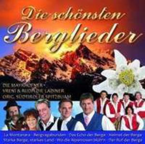 Die Schoensten Berglieder - 2839521770