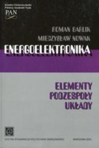 Energoelektronika Elementy Podzespoły Układy - 2854641922