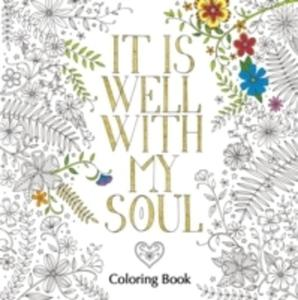 It Is Well With My Soul Coloring Book - 2870948921