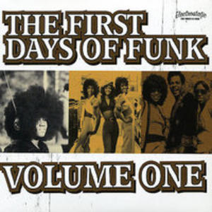 First Days Of Funk V. 1 - 4 - 2841690595