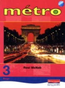 Metro 3 Rouge Pupil Book Euro Edition - 2860015061