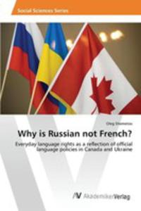 Why Is Russian Not French? - 2857250436