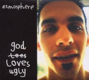 God Loves Ugly + Dvd - 2839501770