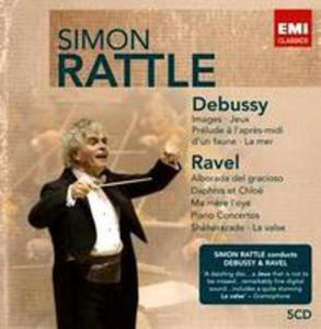 Debussy / Ravel Boxset - Limited Edition - 2839231471