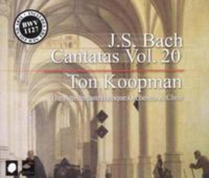 Complete Cantatas Vol. 20 - 2839341324