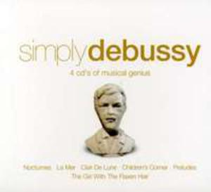 Simply Debussy - 2839355128