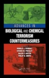 Advances In Biological And Chemical Terrorism Countermeasures - 2849923728