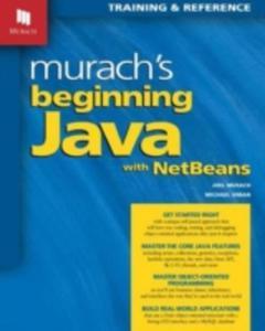 Murachs Beginning Java With Netbeans - 2850824675