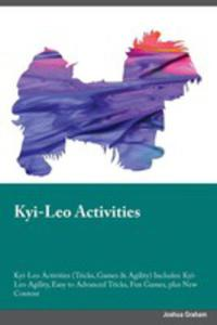 Kyi-leo Activities Kyi-leo Activities (Tricks, Games & Agility) Includes - 2850531915
