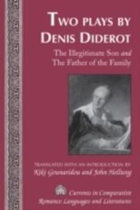 Two Plays By Denis Diderot - 2840401373