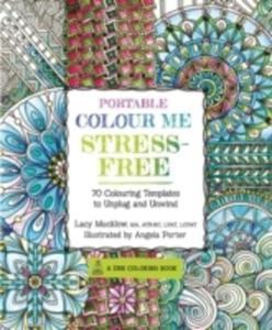 Portable Colour Me Stress-free - 2840426554