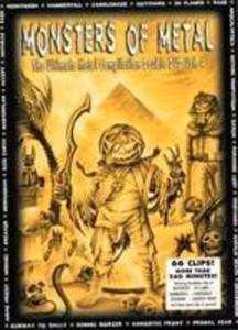 Monsters Of Metal Vol. 4 Ltd - 2839232763
