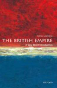 The British Empire: A Very Short Introduction - 2846026947