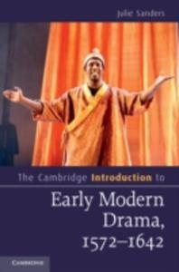 The Cambridge Introduction To Early Modern Drama, 1576 - 1642 - 2839896908