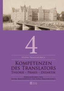 Kompetenzen Des Translators - 2839624198