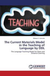 The Current Materials Model In The Teaching Of Language By Odl - 2857125843