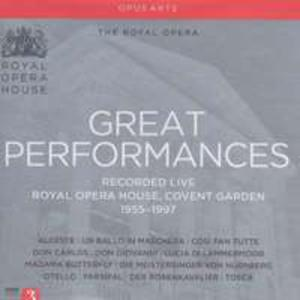 Great Performances Collection - 2840052306
