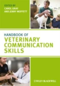 Handbook Of Veterinary Communication Skills - 2840848746
