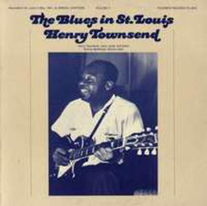 The Blues In St. Louis, Vol. 3: Henry Townsend - 2839708485