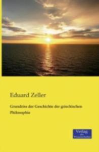 Grundriss Der Geschichte Der Griechischen Philosophie - 2857211424