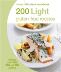 200 Light Gluten - Free Recipes - 2844925176