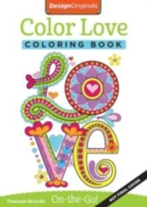 Color Love Coloring Book - 2840243373
