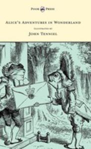Alice's Adventures In Wonderland - Illustrated By John Tenniel - 2855786495