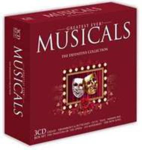 Musicals - Greatest Ever - 2839409017