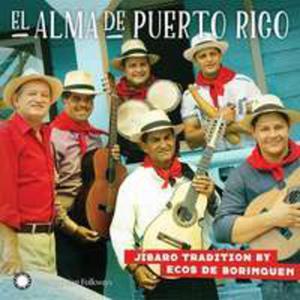 Alma De Puerto Rico:.. - 2842854037