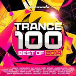 Trance 100 - Best Of 2014 - 2840101649