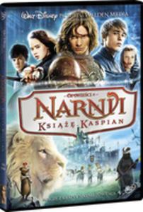 Opowiesci Z Narnii: Ksi��e Kaspian - 2840083074