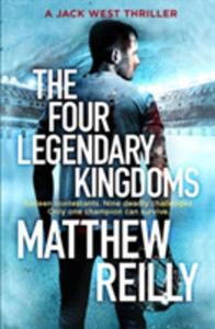 The Four Legendary Kingdoms - 2843710345