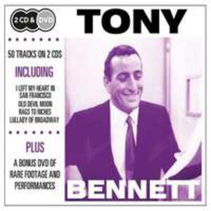 Tony Bennett - Cd + Dvd - - 2839739854