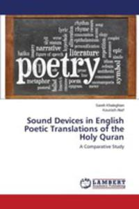 Sound Devices In English Poetic Translations Of The Holy Quran - 2857252660