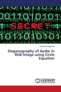 Steganography Of Audio In Rgb Image Using Circle Equation - 2857253837
