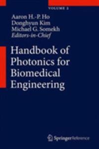 Handbook Of Photonics In Biomedical Engineering - 2857055497