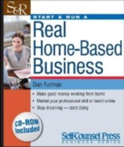 Start And Run A Real - Home Based Business - 2840128939